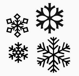 320x310 Snowflake Crafts For Kids And Free Printable Cut Outs