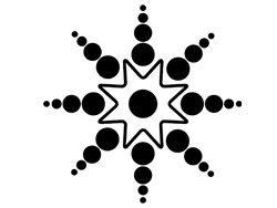 250x188 Snowflakes Powerpoint Clip Arts 03