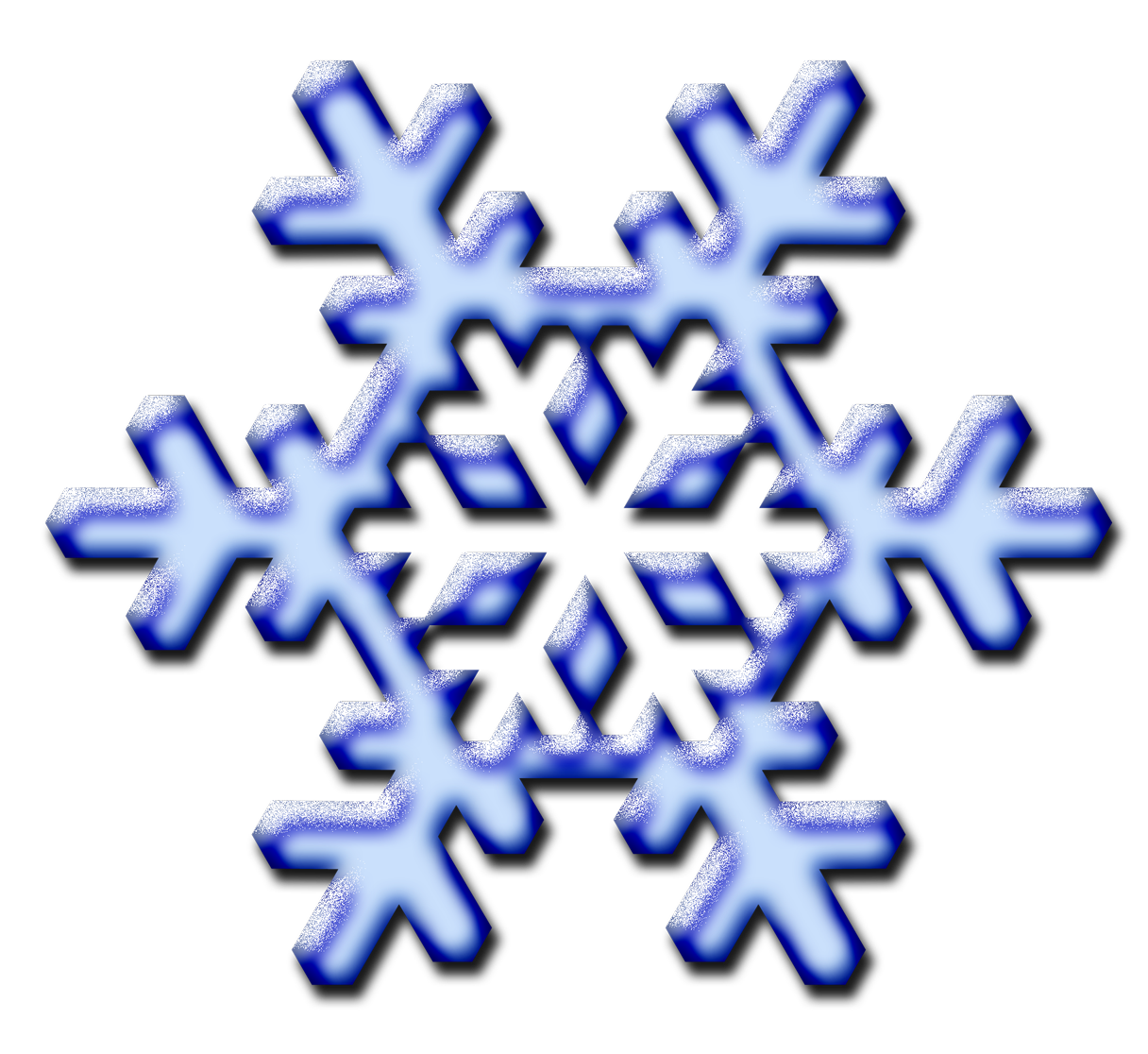 Snowflakes Free Clipart