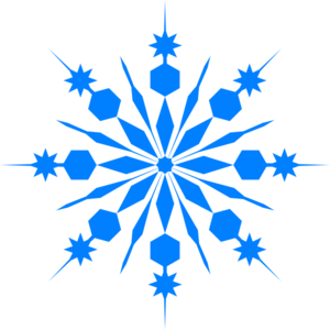 300x300 Winter Snowflakes Clipart Free Clipart Images
