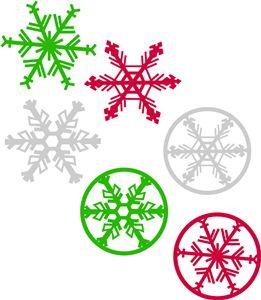261x300 113 Best Stars Amp Snowflakes