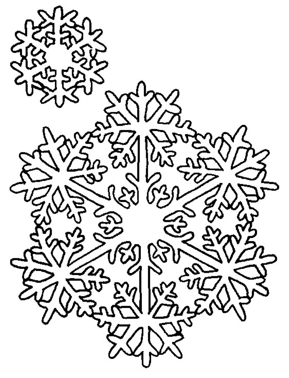 927x1213 Free Printable Winter Clipart