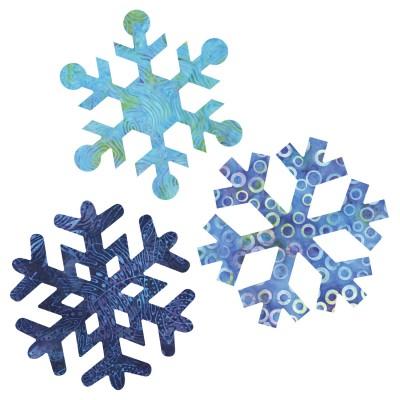 400x400 Go! Snowflakes 7 Accuquilt