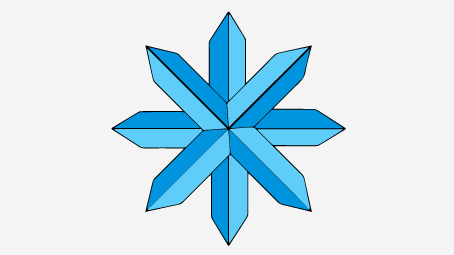 454x255 Top 20 Snowflake Coloring Pages For Your Little Ones