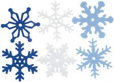 225x161 Felt Snowflakes Crafts Ebay