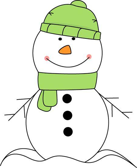 451x550 Scarf Clipart Snowman Scarf