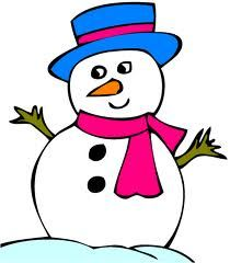 210x240 Black And White Snowman Catching Snowflakes Clip Art