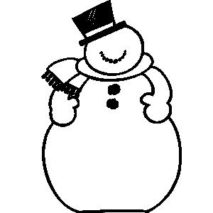 300x300 Top 88 Frosty Clip Art