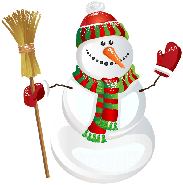 594x600 Snowman Banner Cliparts 260167
