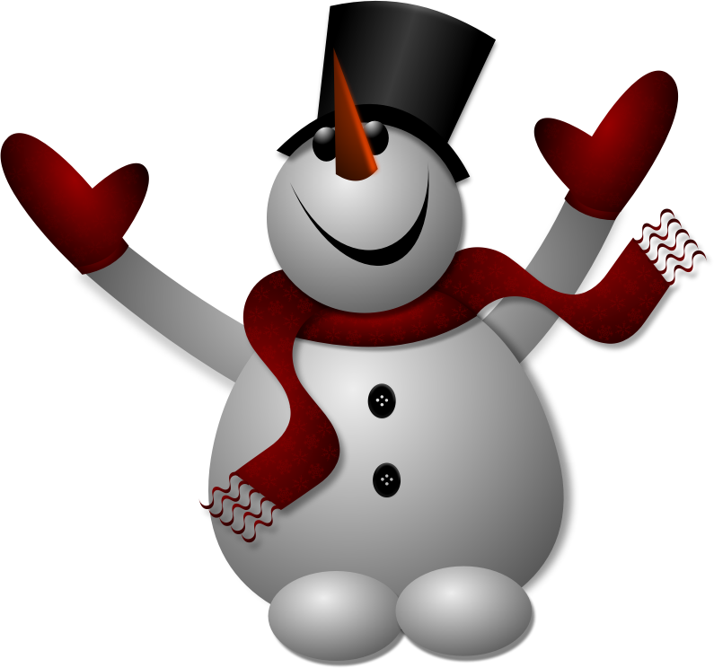 795x744 Free To Use Amp Public Domain Snowman Clip Art