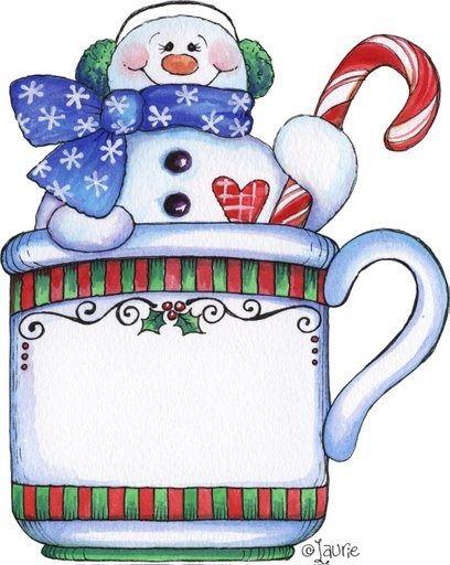 408x512 311 Best Snowman Clipart Images Christmas Pictures