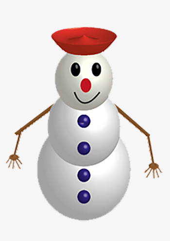 350x494 Happy Snowman, Snowman, White, Winter Png Image For Free Download