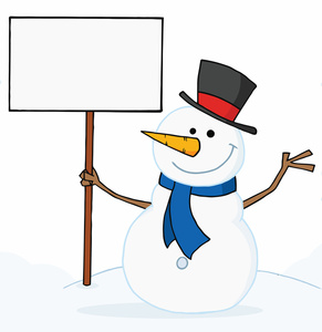 291x300 Holiday Snowman Clip Art Free Clipart Images 2