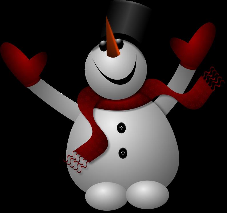 795x744 Top 92 Snowman Clip Art