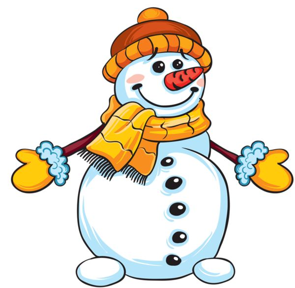 Snowman Clipart Images