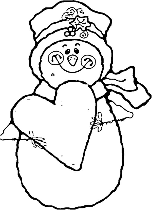 600x826 pictures snowman coloring pages 58 on coloring pages for kids - Snowman Color Sheets