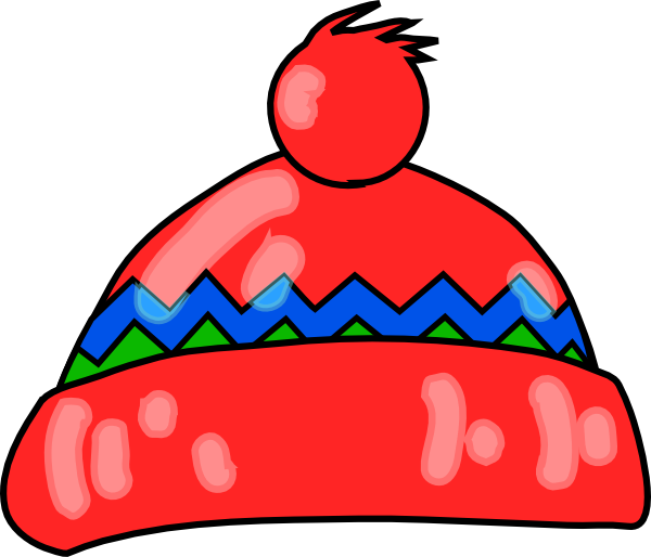600x514 Snow Hat Clipart