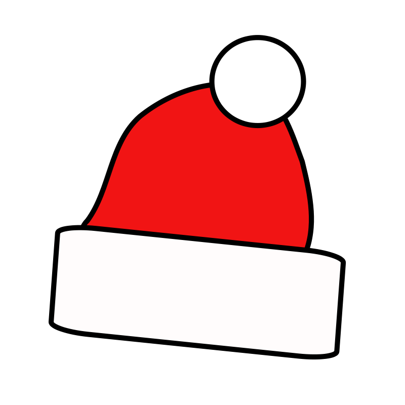 800x800 Snowman Hat Clipart