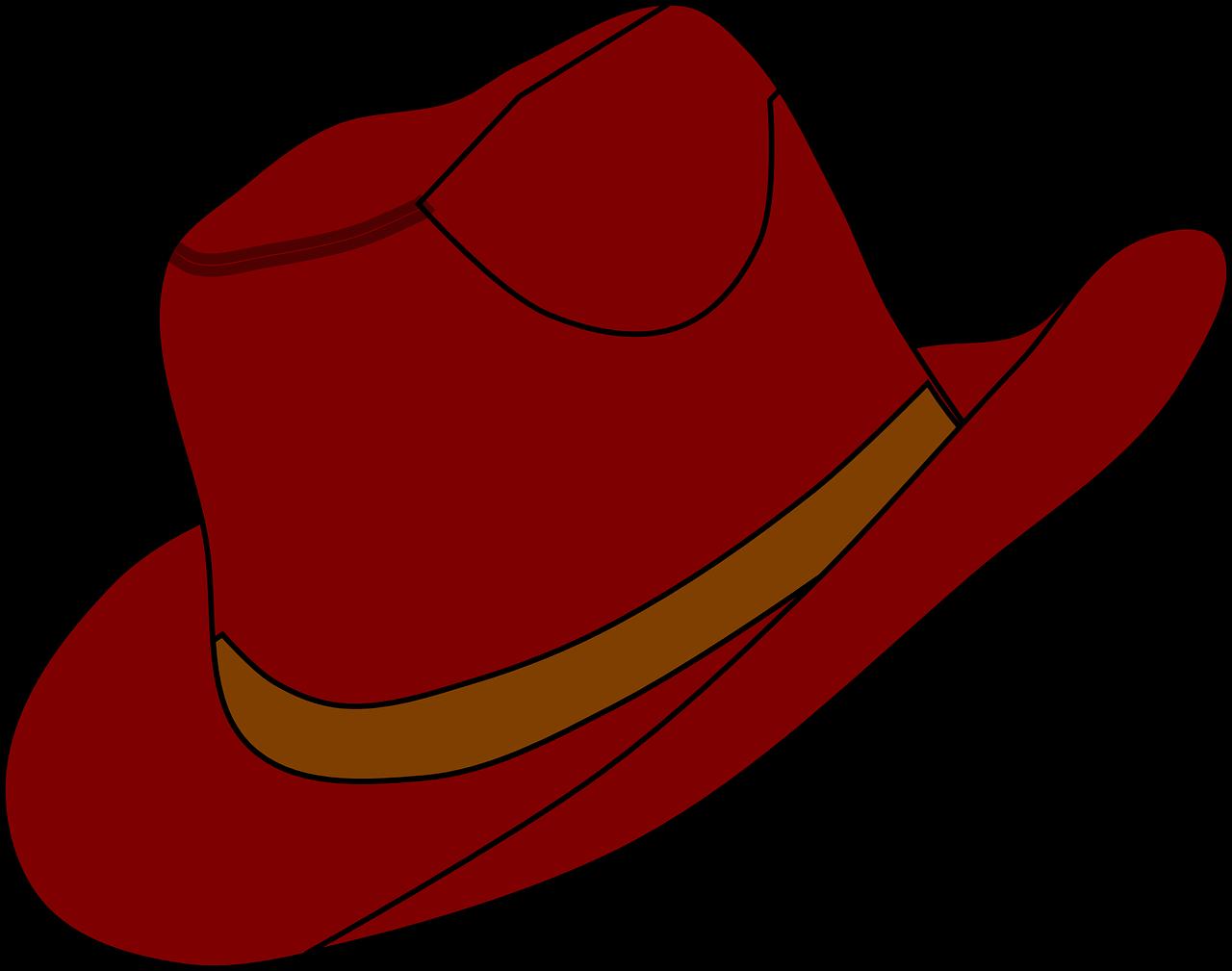 1280x1009 Cowboy Hat Clipart Free Danaspaj Top