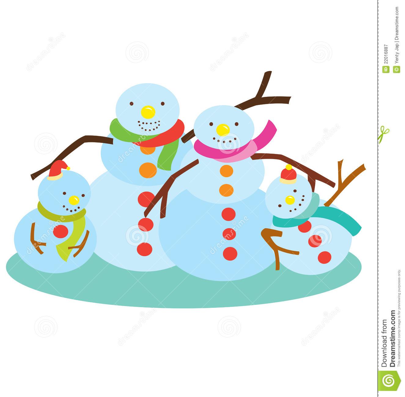 1325x1300 Family Snowman Clipart, Explore Pictures