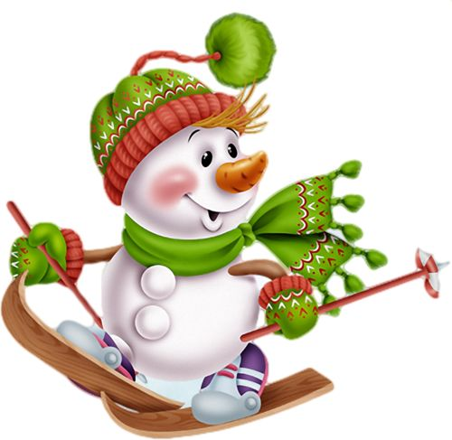 500x487 47 Best Clipart Snowman Images Folk, Heart And Draw