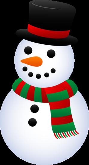 298x550 Snowman Clipart Images