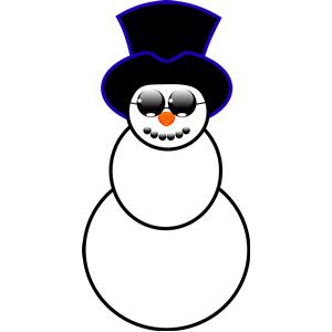 300x300 Summer Snowman Contest