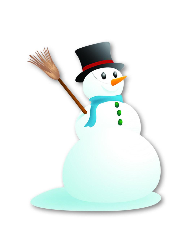 1063x1360 Snowman Clipart