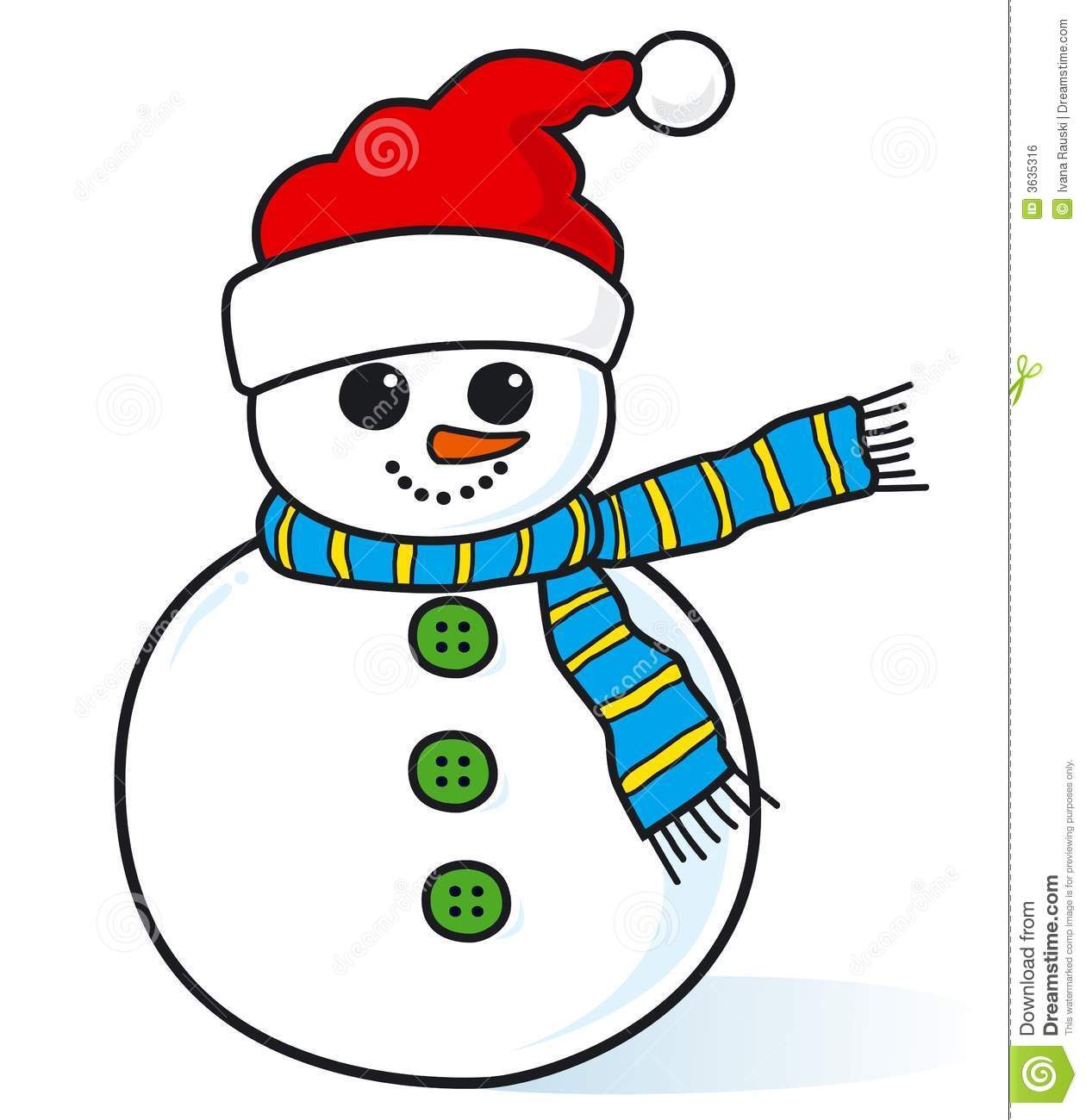 1260x1300 Cute Little Snowman Royalty Free Stock Image Image 6 Image