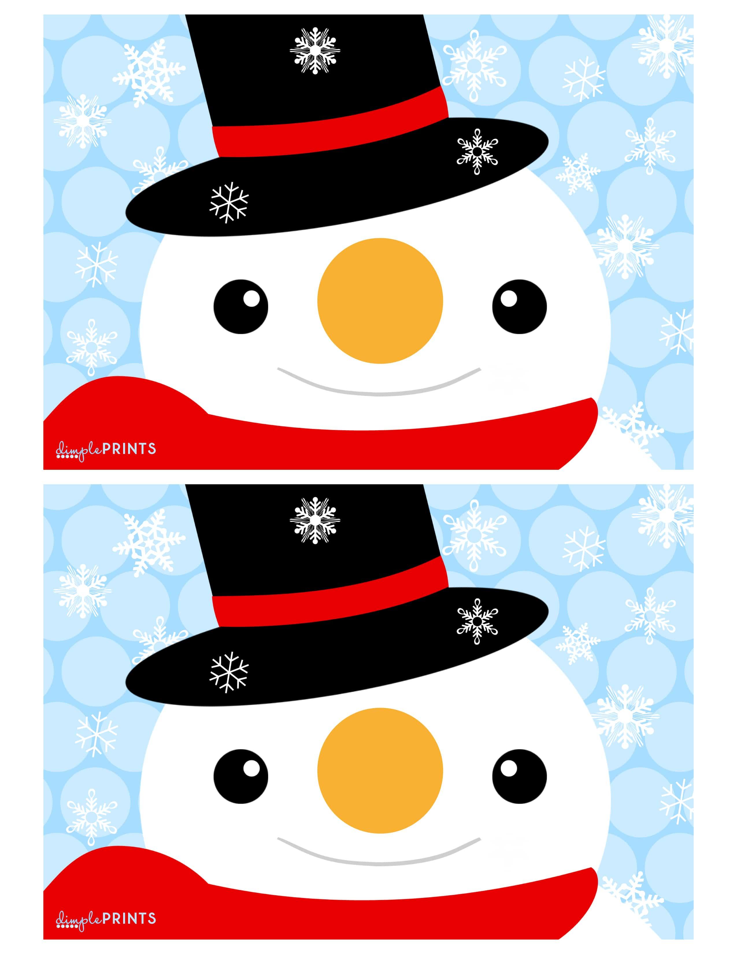 2550x3300 Eos Lip Balm Santa And Snowman Gift Idea