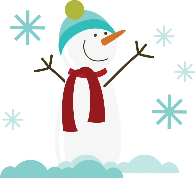 800x728 Free Svg Of The Day Snowman Free Snowman Svg File For Scrapbooking