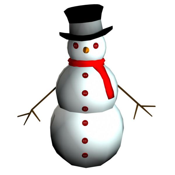 Snowman Picutres