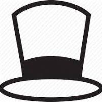 200x200 Snowman Hat Clipart