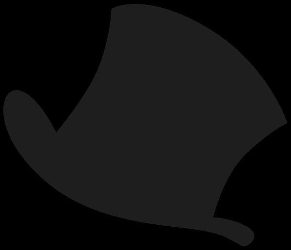 600x516 Snowman Top Hat Clipart