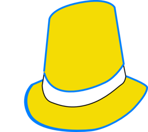 299x267 Top Hat Clip Art