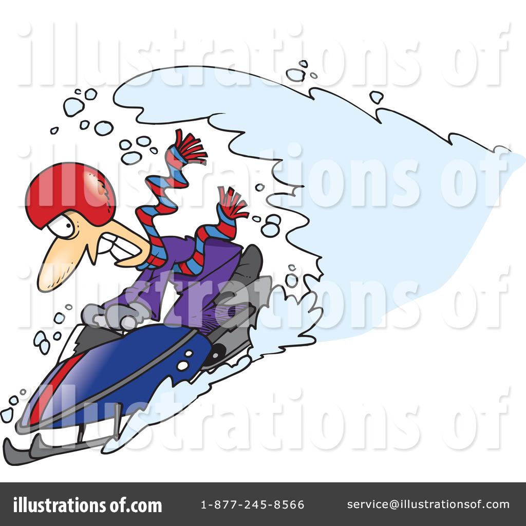 1024x1024 Snowmobile Clipart