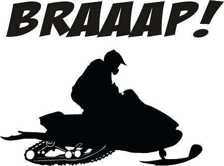 450x334 Snowmobile Clipart Silhouette Snowmobile On White Background
