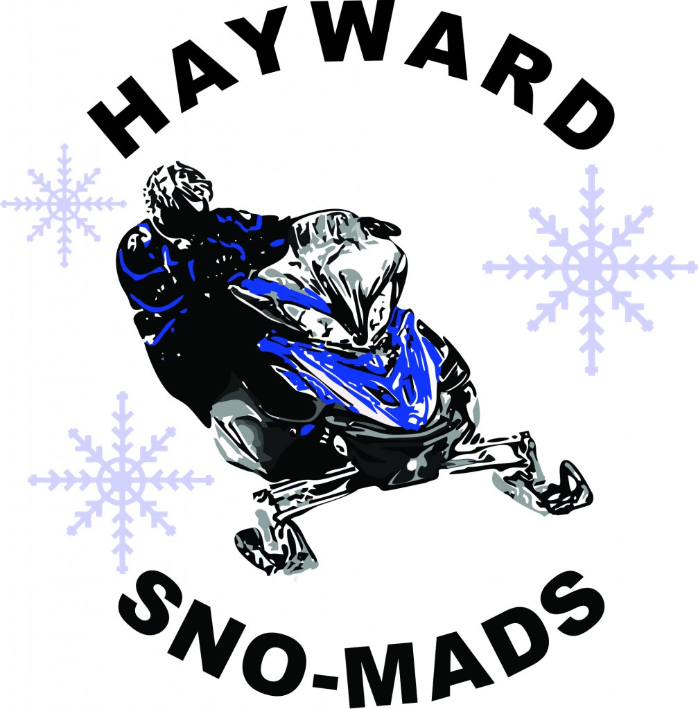 1007x1024 Sno Mads Snowmobile Club Hayward, Wisconsin Sawyer County