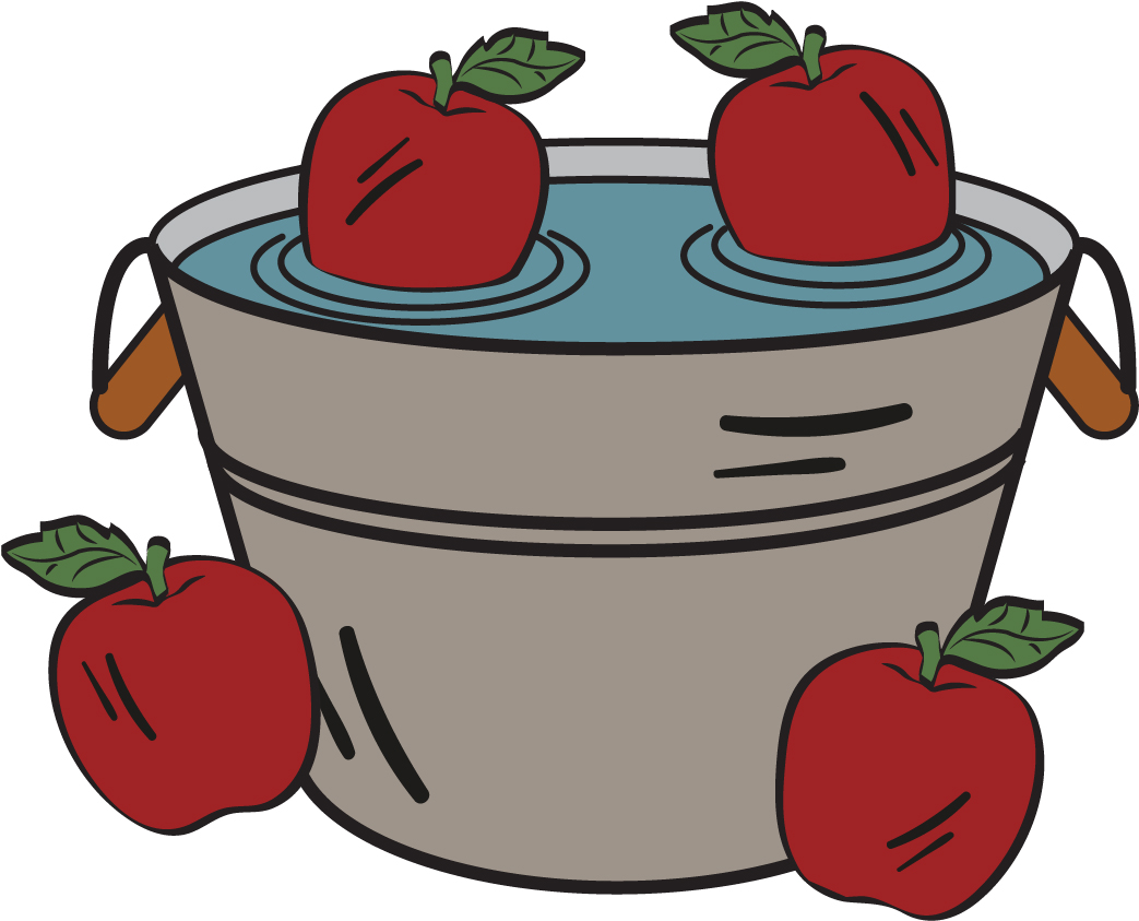 1043x843 Apple Bobbing Clipart, Autumn Clipart, Fall Clipart Autumn