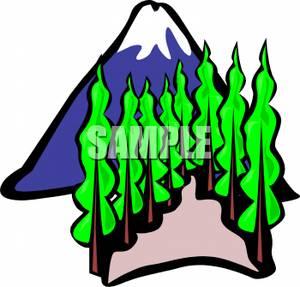 300x287 Green Mountain Clip Art Clipart Panda