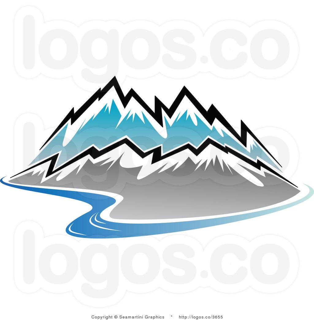 1024x1044 River Clipart Mountain Sea