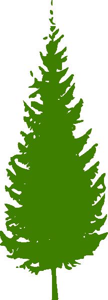 216x598 Pine Cone Clipart Snowy