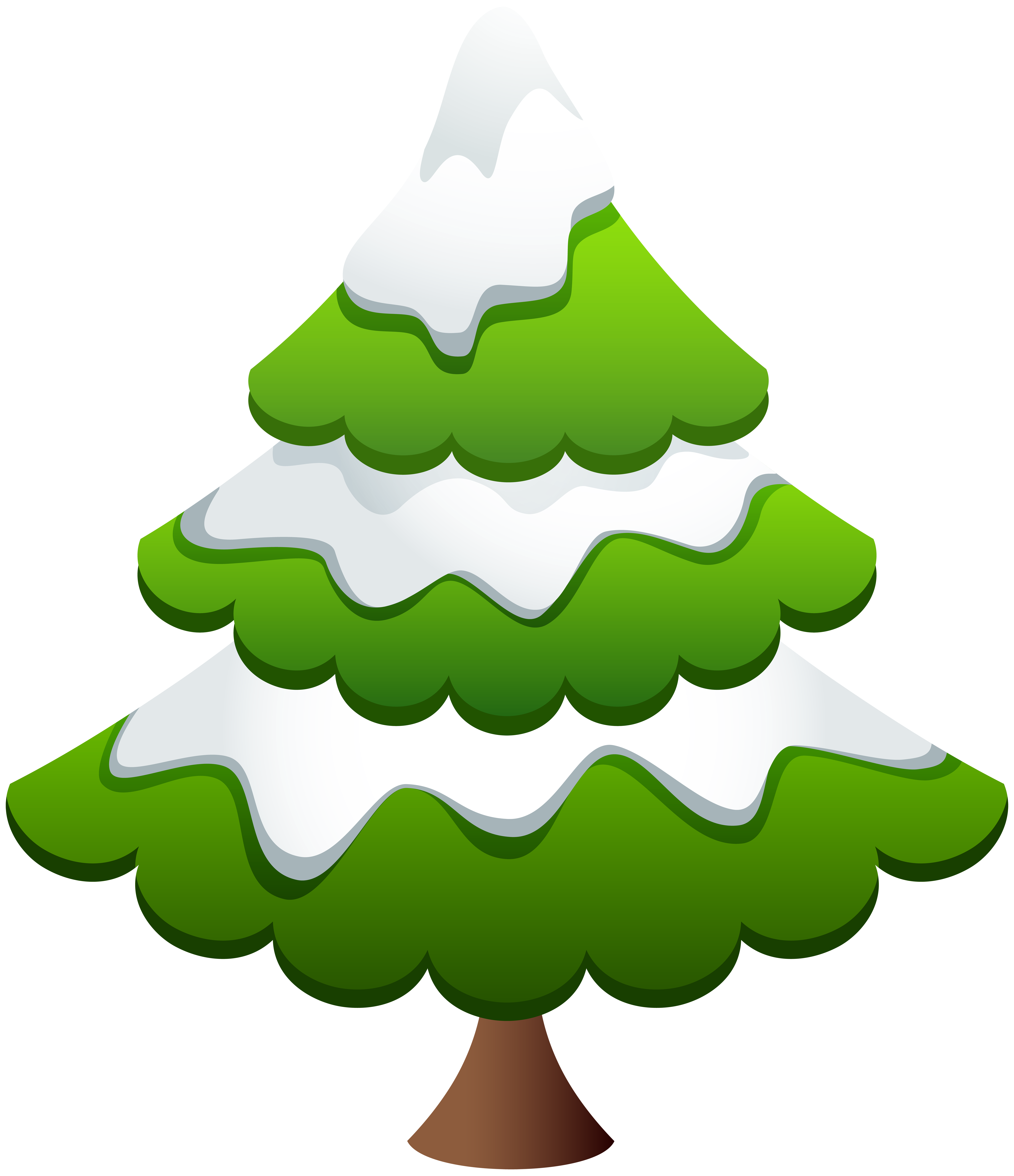 6901x8000 Pine Tree Clip Art Png
