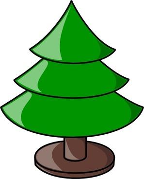 297x368 Pine Tree Clip Art Free Vector Download (213,914 Free Vector)