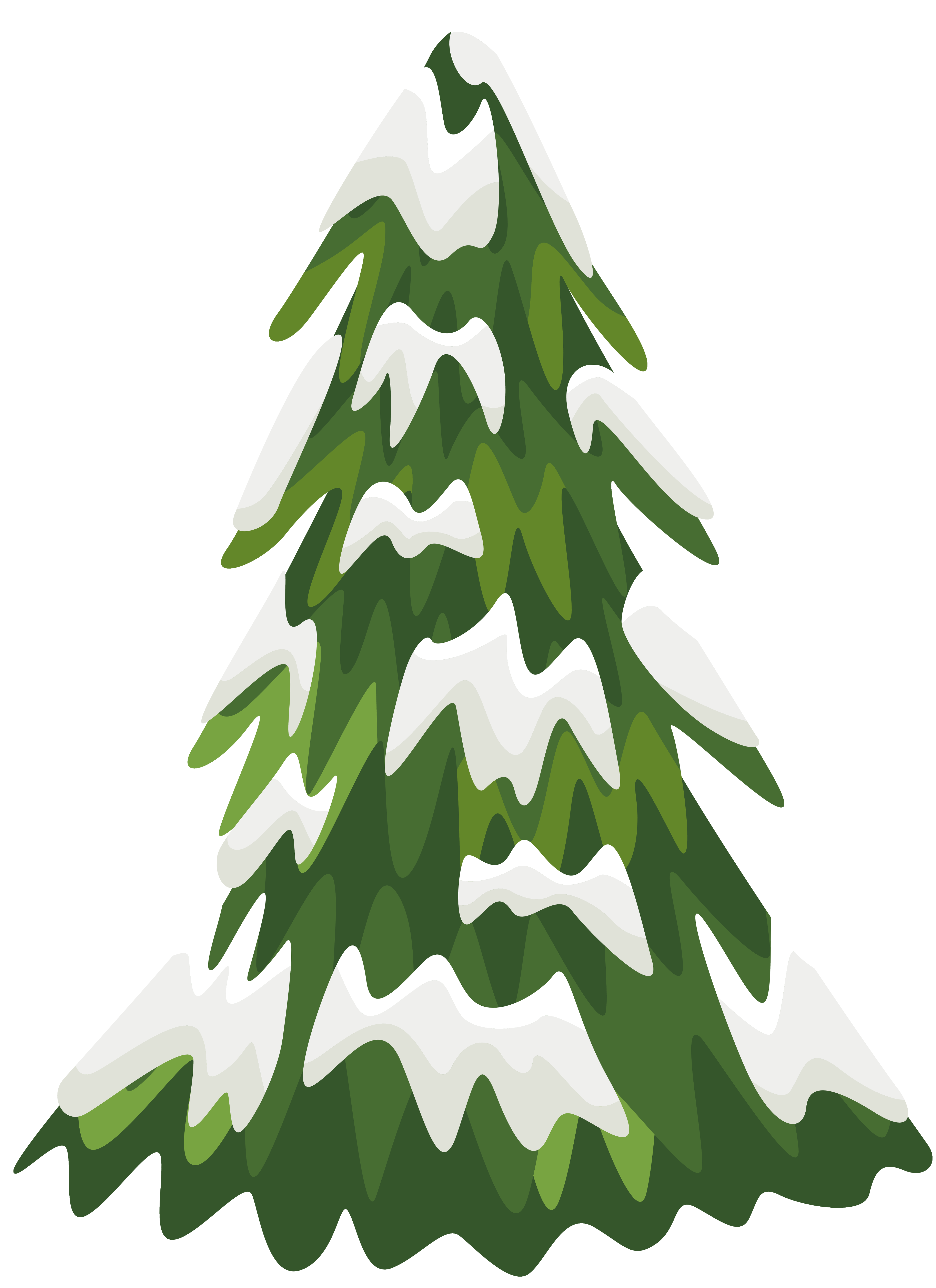 4587x6313 Snowy Pine Tree Png Clipart Imageu200b Gallery Yopriceville
