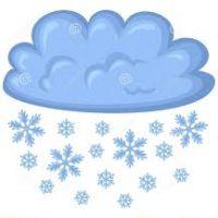 200x200 Snowy Clipart