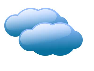 400x303 Weather Clip Art Thunderstorm Free Clipart Images