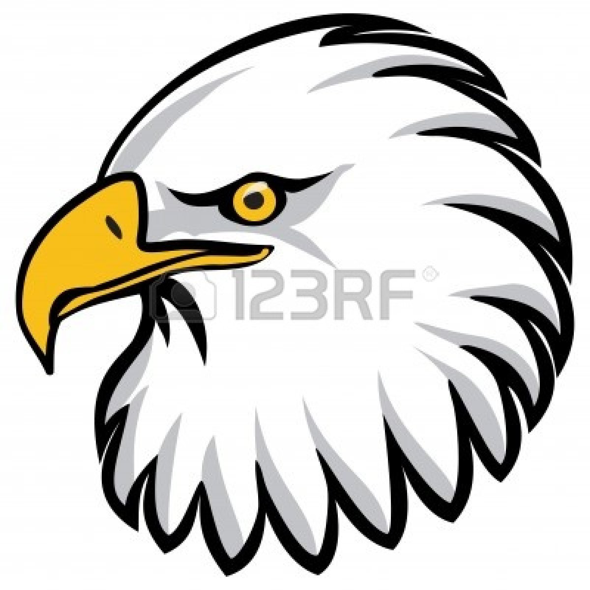1200x1200 Clipart Eagles