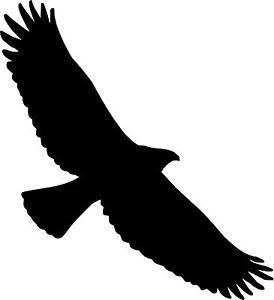 274x300 Eagle Silhouette Clip Art