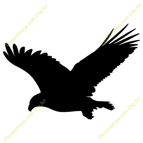500x500 Bald Eagle Clipart Eagle Bird